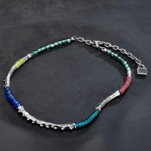 UNO de 50 Alga Sea Choker Necklace NEW